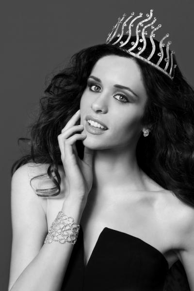 SILVIA CATALDI - Miss World Italy 2014